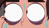 S2E41 Marco looks toward Jackie while sweating