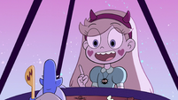 S2E1 Star Butterfly 'no, it's a wand'