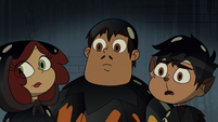 S2E21 Marco, Rafael, and Angie listen to Hungry Larry