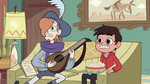 S2E40 Marco and Ruberiot hears Star Butterfly enter
