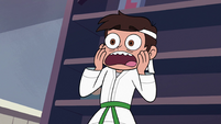 S2E4 Marco Diaz scared