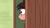 S1E9 Marco slowly closes the door