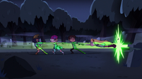 S2E27 Marco, Jackie, and Janna save Star from black hole