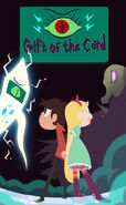 Gift of the card poster