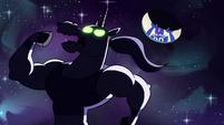 S2E1 Glossaryck watches wand-powering unicorn