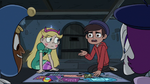 S3E7 Marco 'they're always with him or nearby'