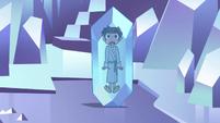 S2E34 Marco Diaz still frozen in crystal