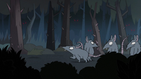 S3E1 Ludo's rats looking for Star and Moon