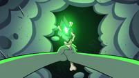 S2E2 Ludo picks up the dark magic wand