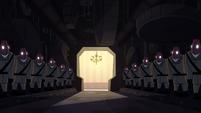 St. Olga's RSWP background - Hallway of guards 2