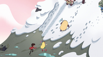 S2E15 Star and Marco enter the snow zone