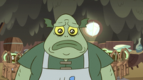 S2E12 Buff Frog unable to feed his babies