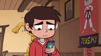 S2E37 Marco Diaz feeling ashamed of himself