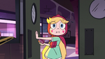 S2E23 Star Butterfly entering the school kitchen