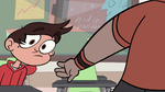 S1E3 Marco pushed aside