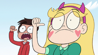 S2E14 Marco Diaz 'she tossed you into the abyss!'