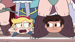 S2E15 Star Butterfly 'duh, our side'