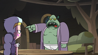 S3E5 Buff Frog 'you insult me, Queen Moon!'