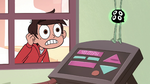 S2E11 Marco Diaz pounding on the window