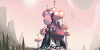 Butterfly Castle