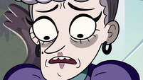 S2E18 Miss Heinous horrified to learn of Rasticore's fate