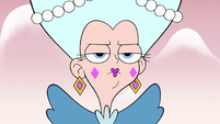 S2E15 Queen Butterfly looking very annoyed