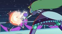 S1E10 Star magic-blasts two-headed monster