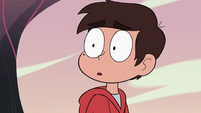 S2E31 Marco Diaz looking worried into the distance