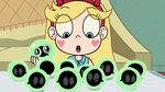 S2E11 Star Butterfly watches the tadpoles sleep