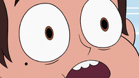S2E5 Close-up on Marco's shocked face