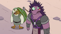 S2E12 Porcupine and tortoise-bird hear King Butterfly