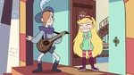 S2E40 Star Butterfly annoyed by Ruberiot's singing