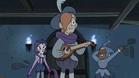 S3E7 Ruberiot, Foolduke, and Mime Girl appear