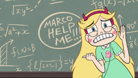 S2E32 Star writes a message to Marco on the board