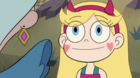 S2E15 Star Butterfly smiling at her mother