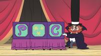 S2E29 Preston Change-O reveals a magician's box