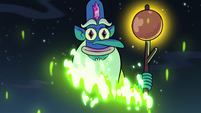 S3E3 Glossaryck burning out of existence
