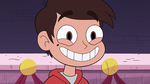 S2E27 Marco Diaz looking incredibly happy