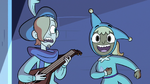 S3E6 Ruberiot and Foolduke singing together