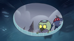 S2E2 Ludo and spider look in the ice hole