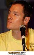 Tahmoh in yellow
