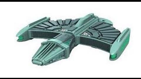 "Game On - Star Trek Attack Wing ""Apnex"" Ship-1384975740"
