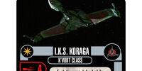 IKS Koraga - K'Vort Class (Cost 26)
