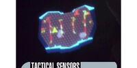 Tactical Sensors (Cost 4)