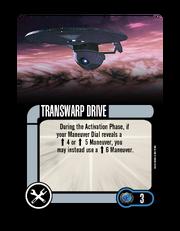 Tech Transwarp-Drive
