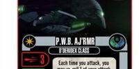 P.W.B. Aj'Rmr - D'deridex Class (Cost 30)