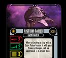 Nistrim Raider - Kazon Raider (Cost 20)
