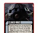 Cloaked Mines (Cost 3)