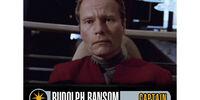 Rudolph Ransom (Skill 4 Cost 2)
