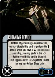 Tech CloakingDevice